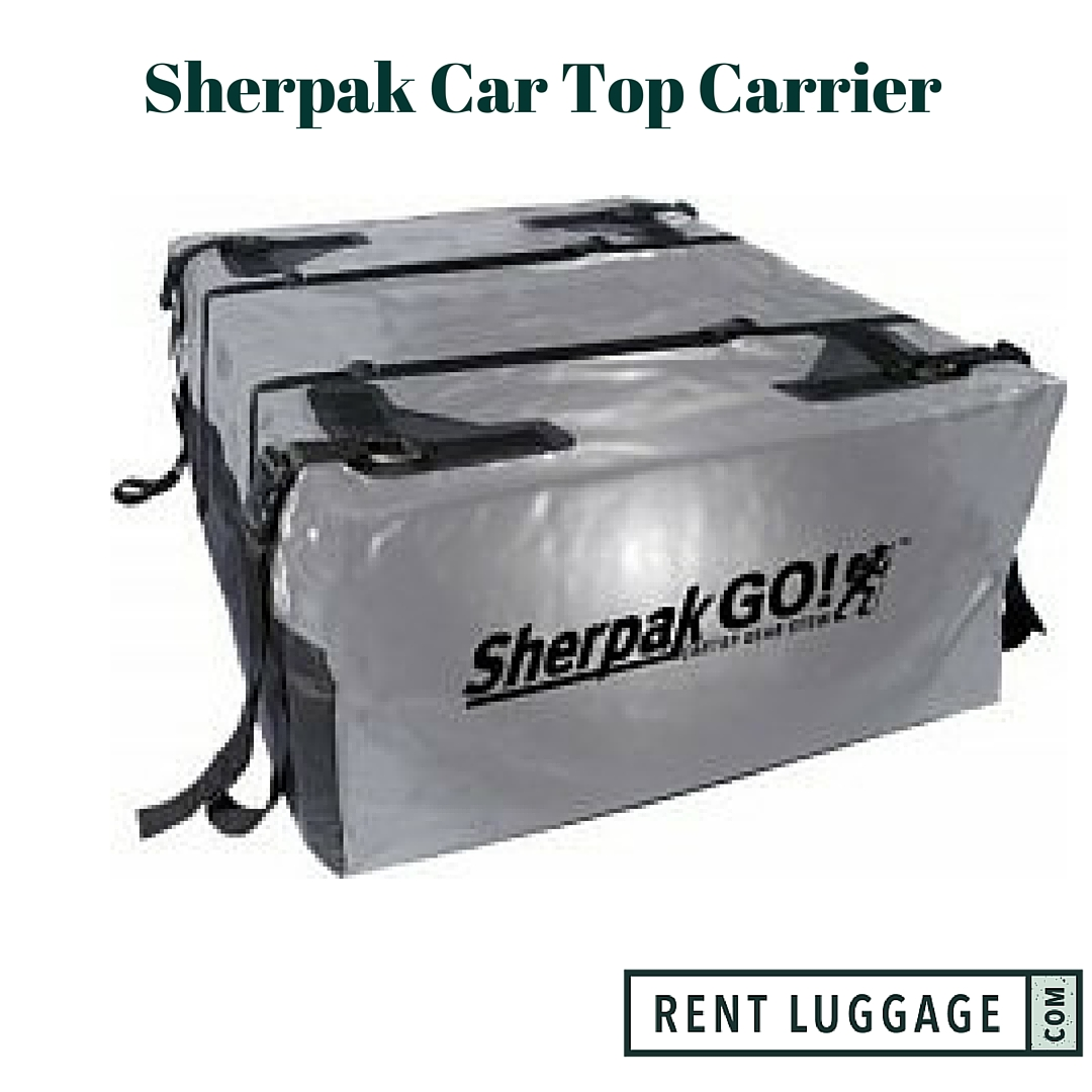 Car Top Luggage Carrier Rental