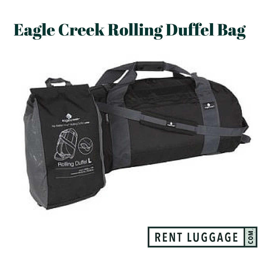 Eagle Creek Travel Gear Luggage No Matter What Flashpoint Rolling Duffel XL